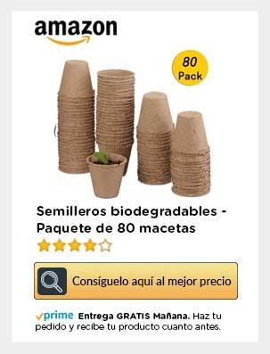 Semilleros ecologicos pack ochenta amazon