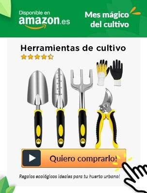 kit de utensilios de cultivo