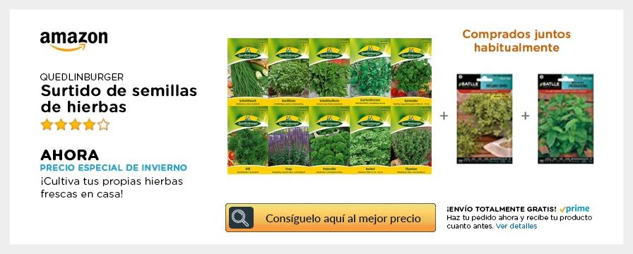 variedades semillas