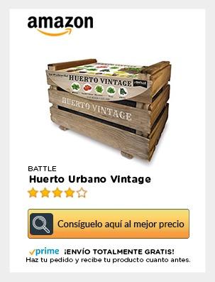 huerto vintage movil
